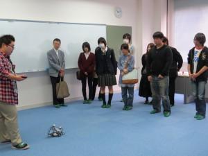 LEGOロボットの制御