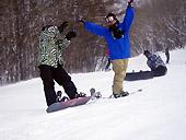 スキー&スノボ旅行